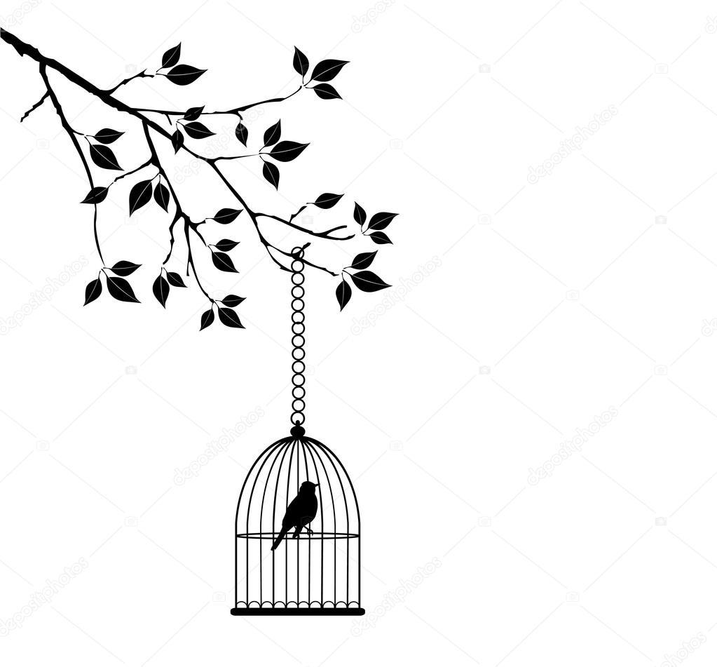 1023x951 Bird Cage Stock Vector Lilac Design