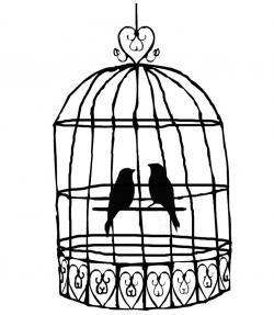 250x287 Steampunk Bird Cages