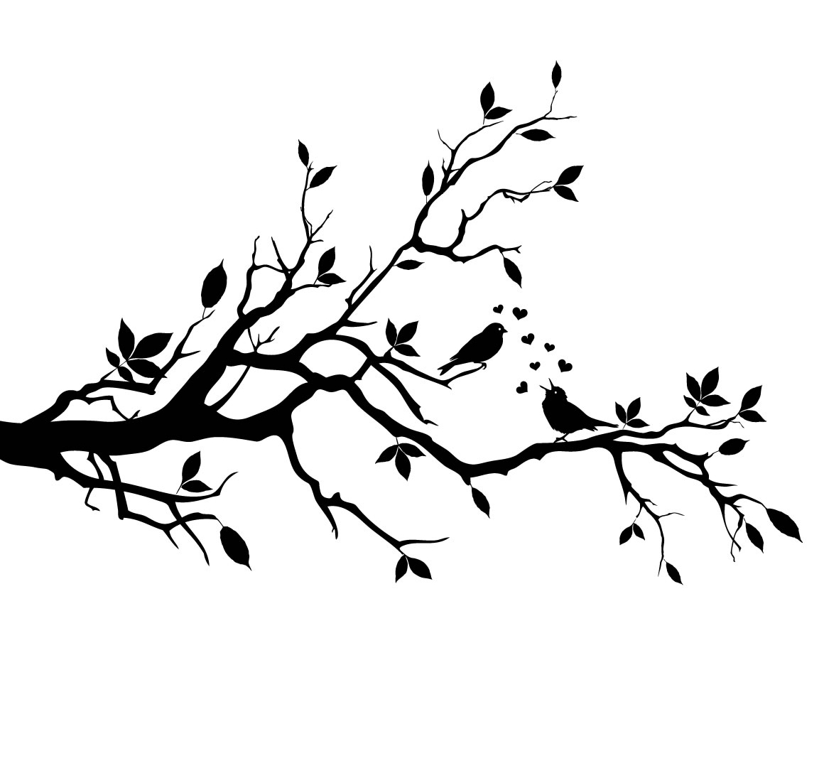 1160x1081 Silhouette Love Birds