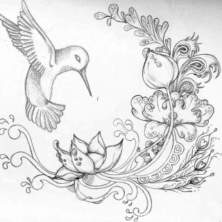320x320 Tag For Beautiful Pencil Sketches Of Love Birds Pencil Drawings