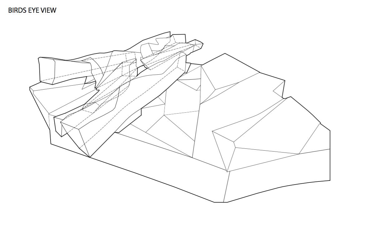 1189x755 Drawings New Age Architecture