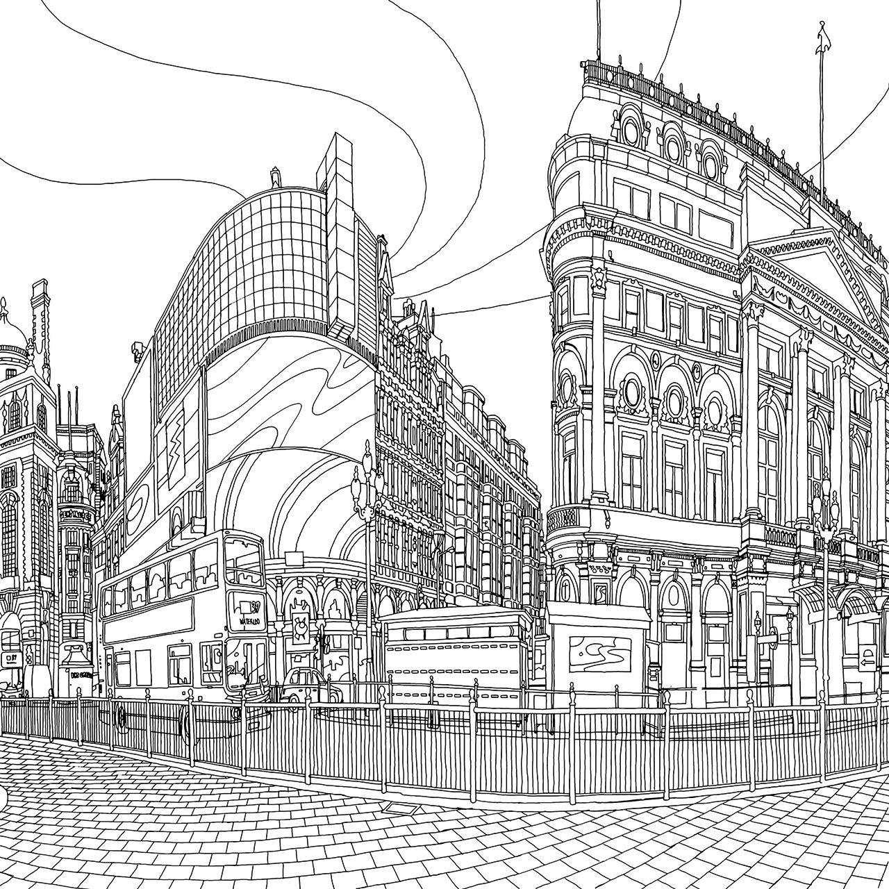1280x1280 Fantastic Cities By Steve Mcdonald Metalocus