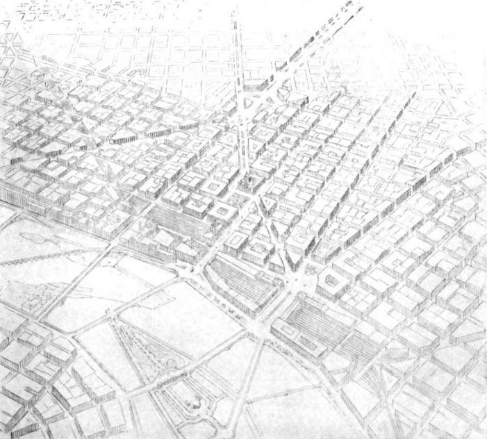 701x632 Historical Designs Utopias Monuments