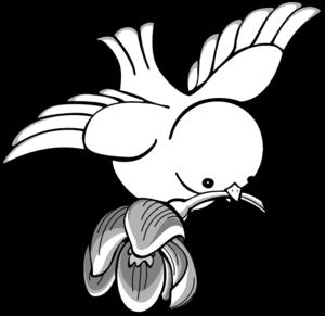 Birds Flying Drawing