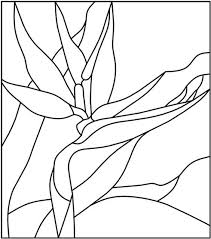 211x239 Image Result For Strelitzia Stained Glass Stained Glass