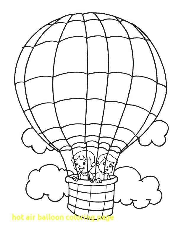 612x792 Beautiful Balloon Coloring Page Print Pages Birthday Balloons For