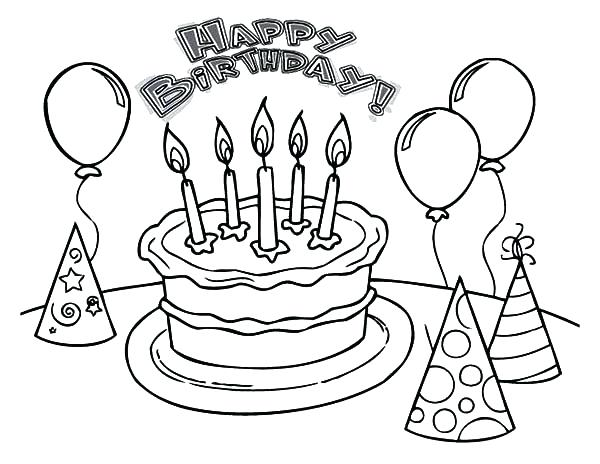 600x464 Coloring Pages Of Balloons Your Spirits Will Soar When You Show