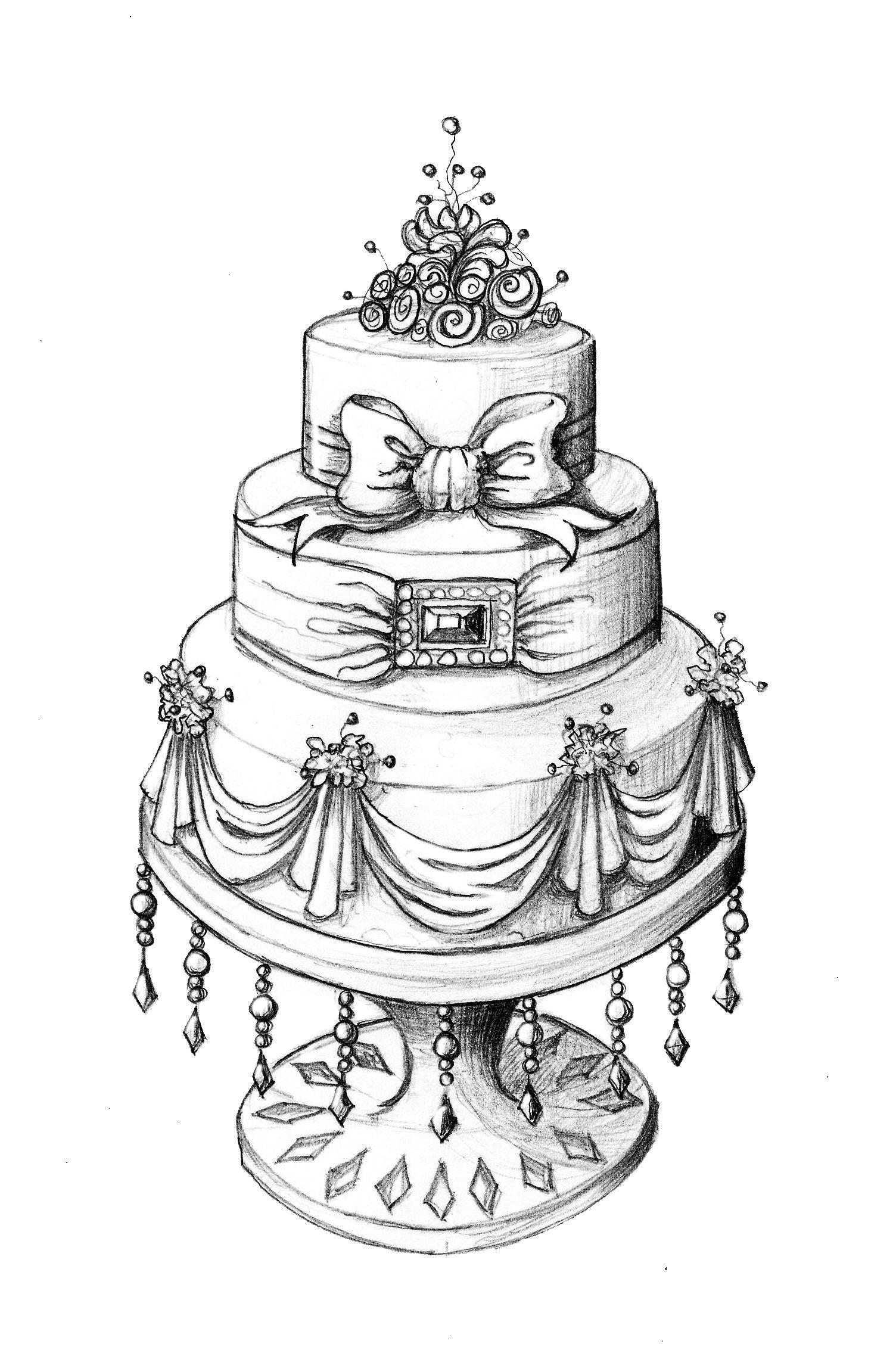 1504x2271 Imagen Relacionada Vintage Printables Cake