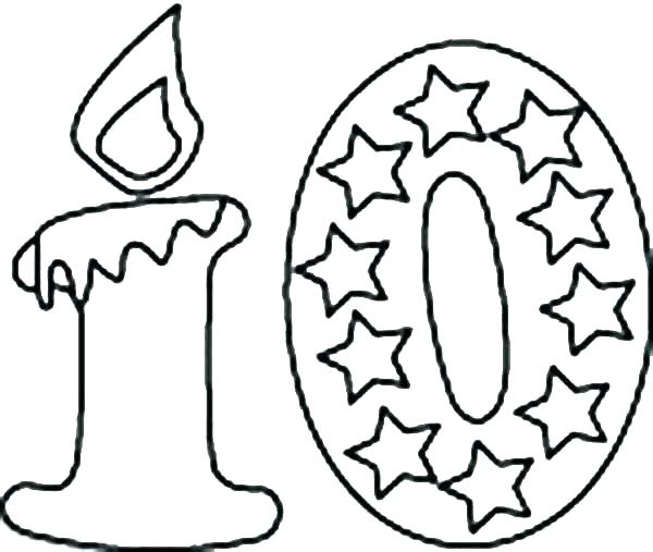 600x507 Candle Coloring Pages Candle Coloring Page Candle Coloring Page