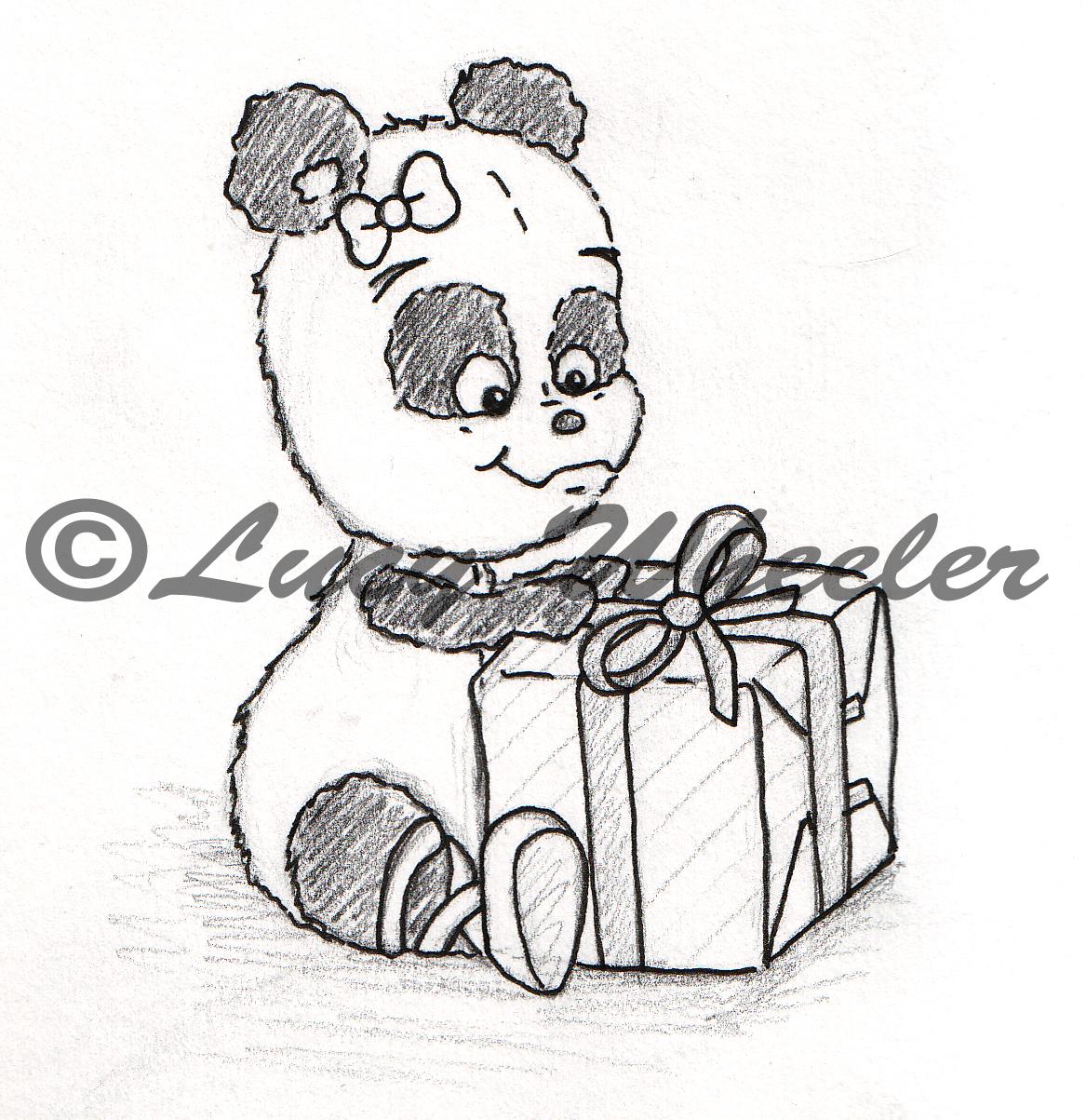 1167x1203 Lucy Marie Illustration Birthday Card Ideas