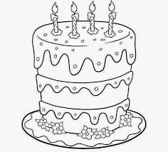 236x214 Image Result For Birthday Cake Drawing Greeting Cards