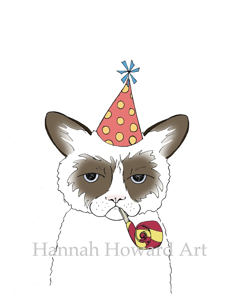 Birthday Drawing Cards