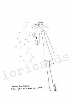 236x330 Hand Drawn Birthday Cards. Birthday Cards Hand