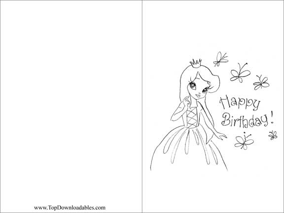 Birthday Drawing Cards at GetDrawings.com | Free for personal use ...
