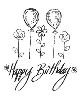 265x350 Birthday Wishes Ecard