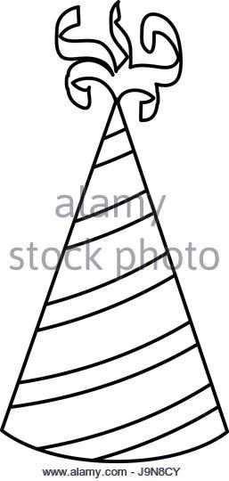 257x540 Birthday Hat Icon Stock Photos Amp Birthday Hat Icon Stock Images