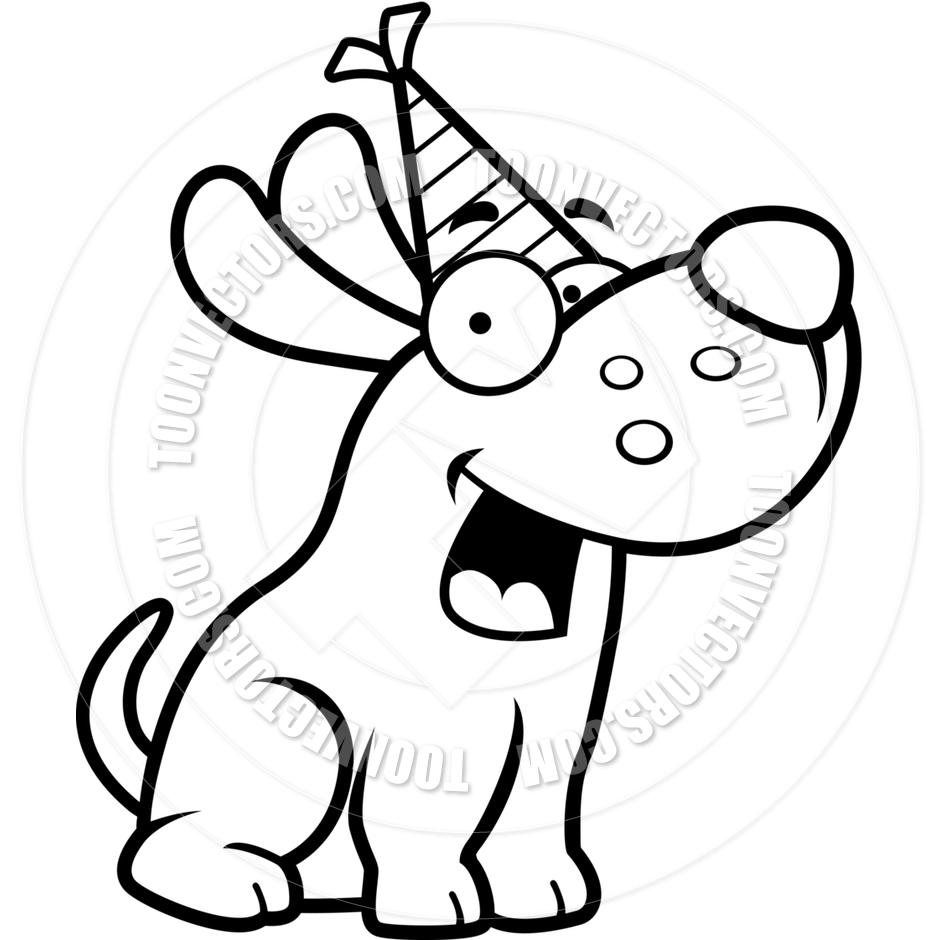 Birthday Hat Drawing at GetDrawings.com | Free for personal use ...