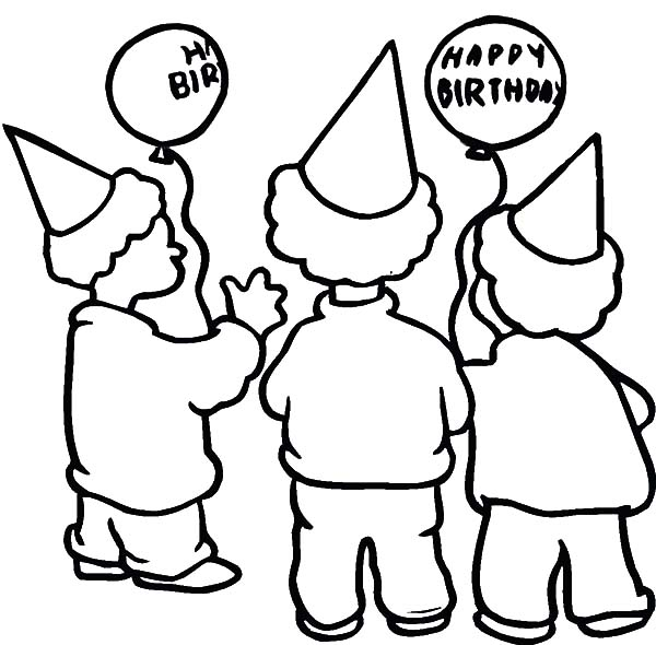 600x590 Three Boys Wearing Hat