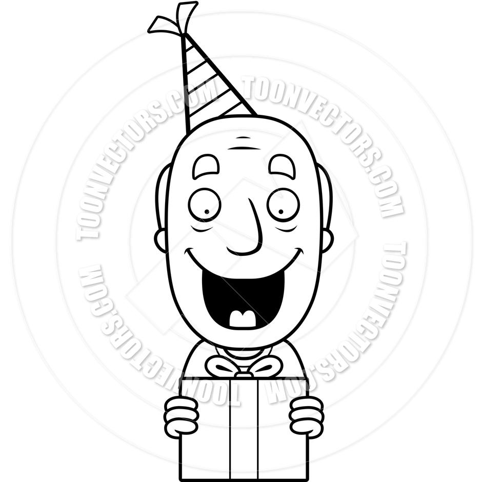 940x940 Birthday Clipart Grandfather