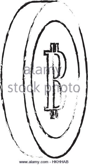 287x540 Bitcoin Logo Black And White Stock Photos Amp Images