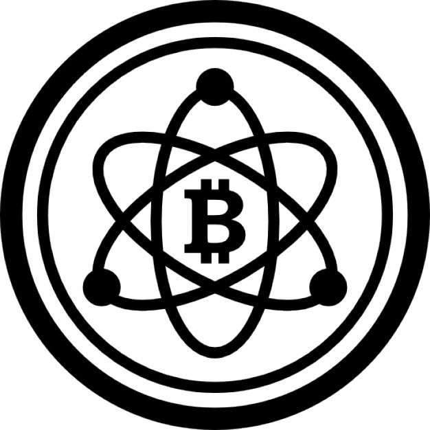 626x626 Bitcoin Science Symbol Icons Free Download