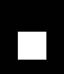 258x299 Empty Apple Clip Art
