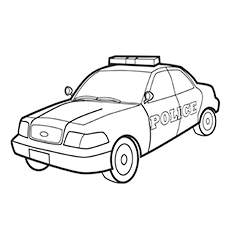 230x230 Top 25 Free Printable Cars Coloring Pages Online