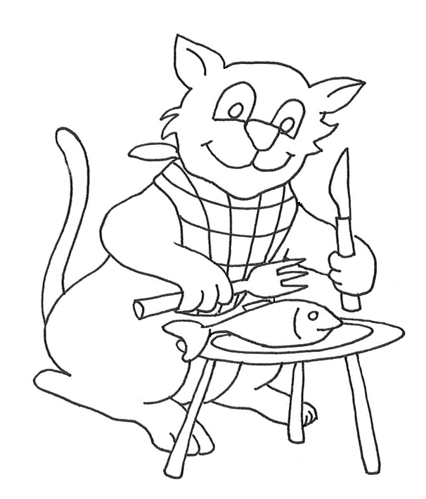 606x709 Eating Clipart Black And White