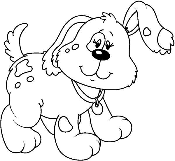 black and white dog drawing at getdrawings com free for Black and White Dog Illustrations Dog Drawings Black and White