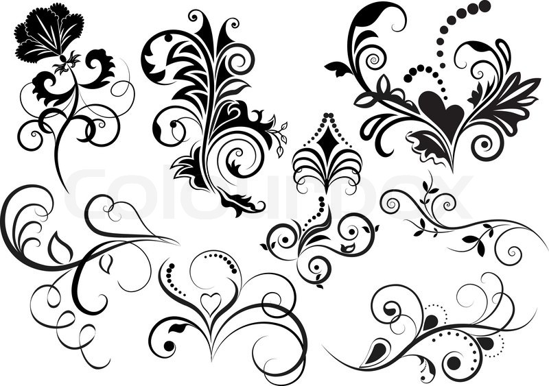 Black And White Drawing Designs at GetDrawingscom Free for