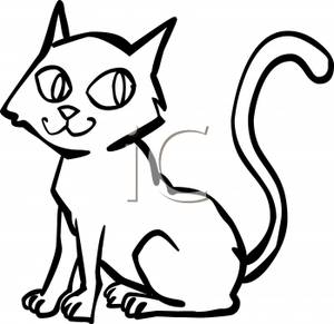 300x291 Dog And Cat Clip Art Black And White Clipart Panda