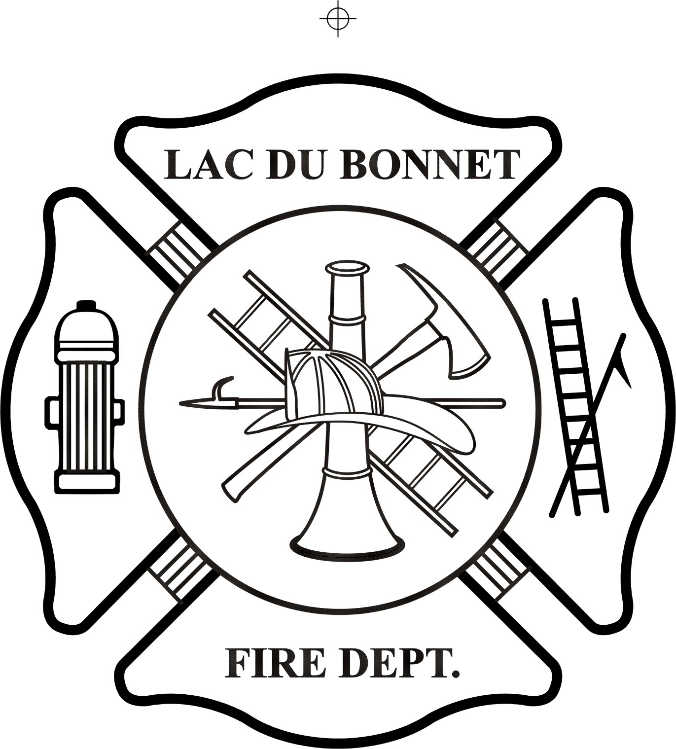 1371x1519 Firefighter Black And White Fire Department Symbols Clip Art