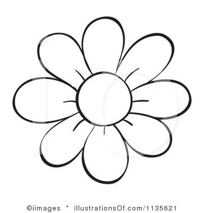 Black and white flowers drawing at getdrawings free for 400x420 flower drawing clipart 68 mightylinksfo Gallery
