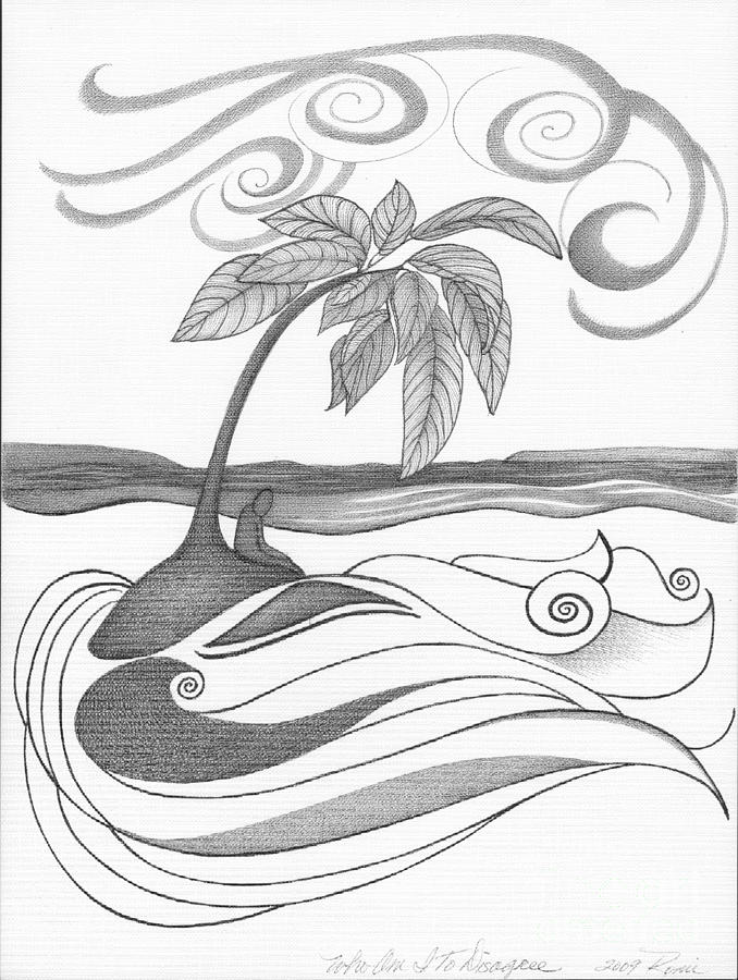 678x900 Abstract Landscape Art Black And White Coastal Who Am I