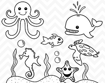 340x270 50 Black And White Clipart