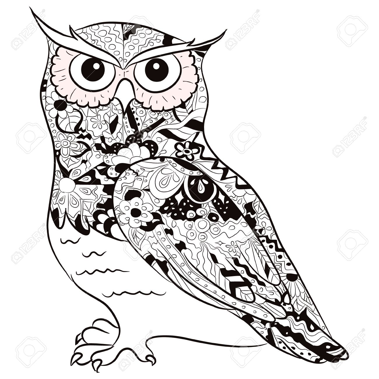 Fine Owl Wire Art Collection - Electrical Diagram Ideas - itseo.info
