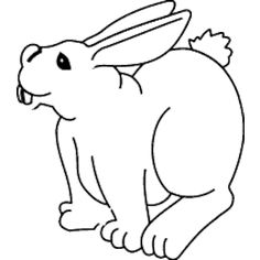 236x236 Image Result For Free Rabbit Clipart Black And White Rabbit Hole