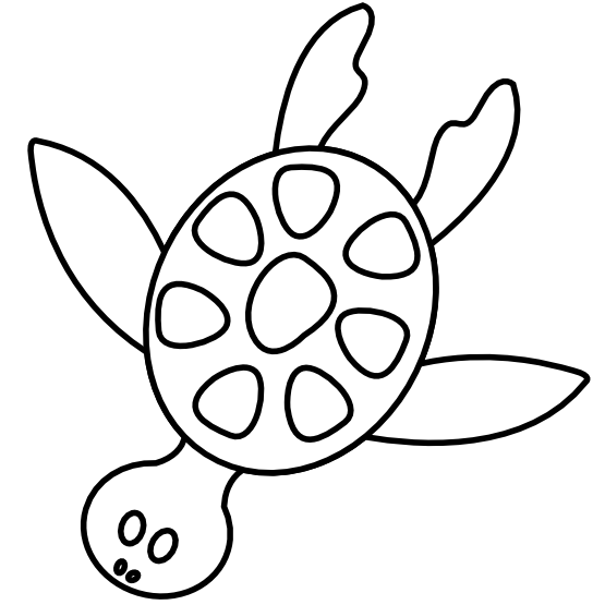 black and white turtle drawing at getdrawings com free for rh getdrawings com teenage mutant ninja turtles clipart black and white ninja turtle clipart black and white