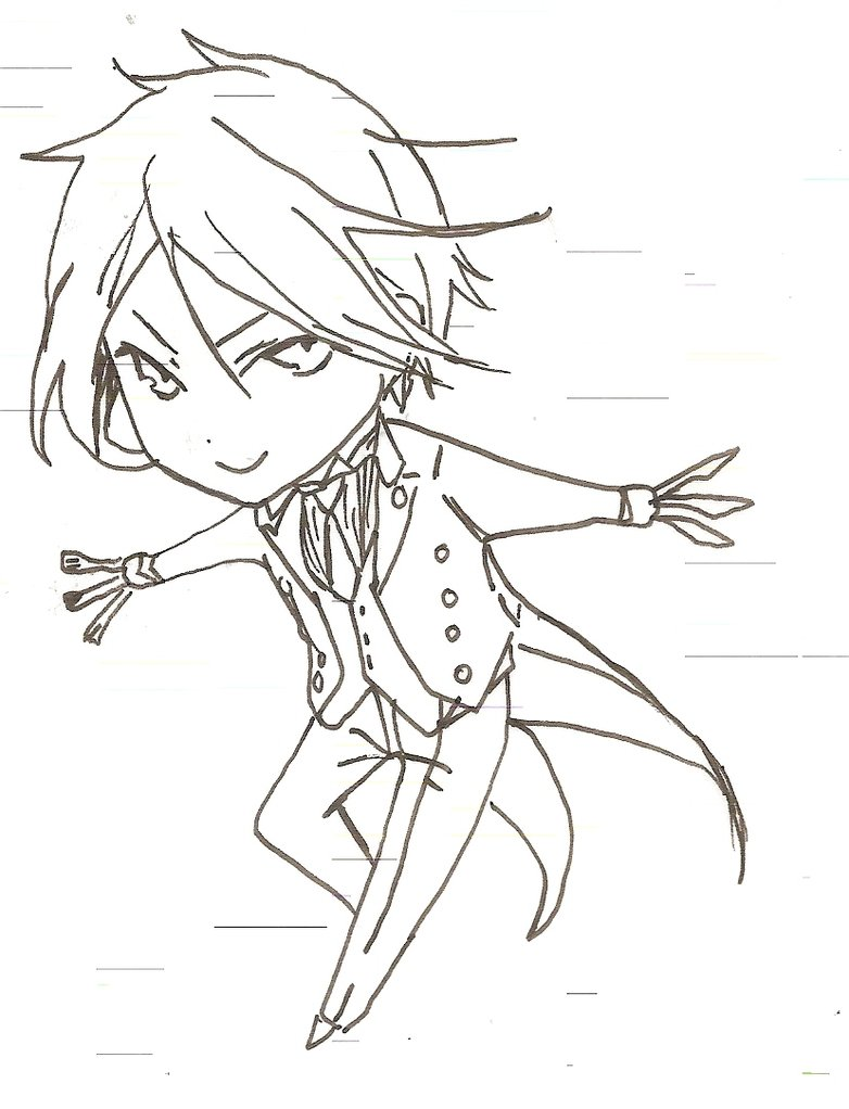 782x1022 Image Result For Black Butler Coloring Coloring Pages