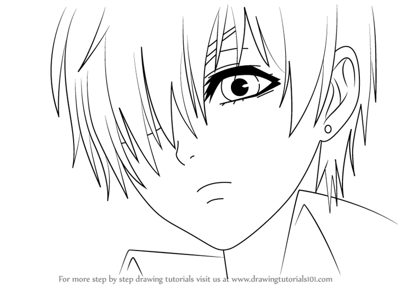 800x566 Learn How To Draw Ciel Phantomhive From Black Butler (Black Butler