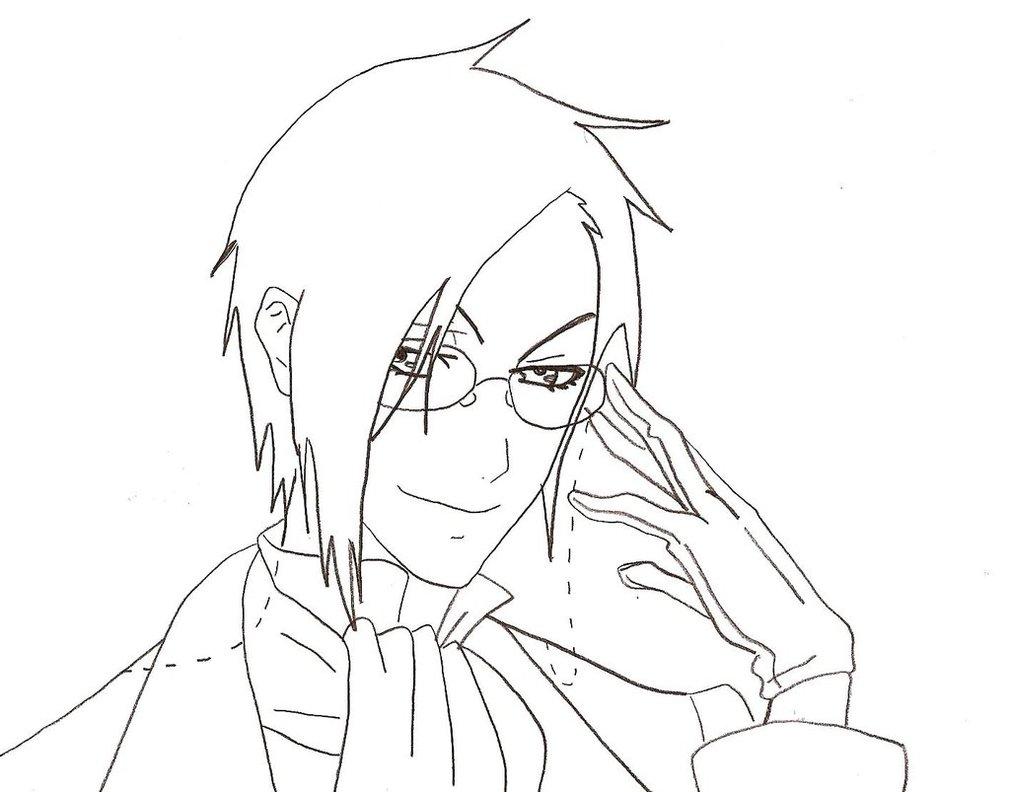 1010x792 Black Butler Sebastian 2 By Wolf Tsukuri2013