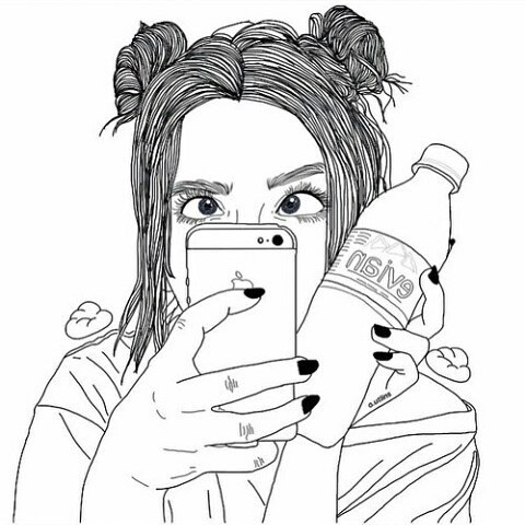 480x480 Suicidal Galaxy Girl (@txmblr.outline) Instagram Photos And Videos
