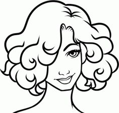 236x225 10 Sketching Tips For Beginners Hair Steps, Curly And Drawings