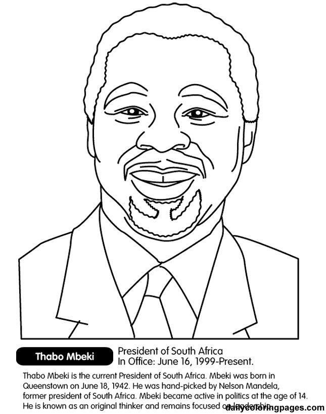 Black History Drawing