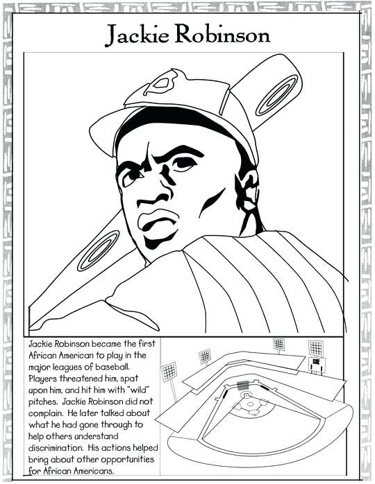 540x698 Coloring Pages For Black History Month Black History Month