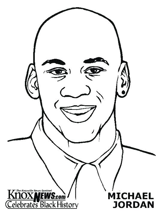 540x720 Free Black History Month Coloring Pages Black History Month