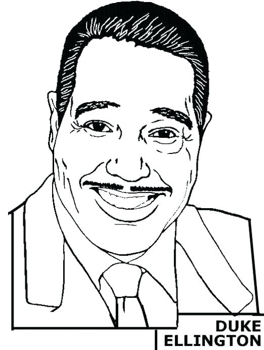 522x691 Black History Month Coloring Pages For Preschoolers Books Best