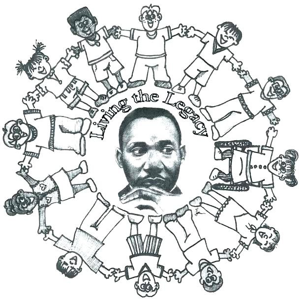 618x608 Coloring Pages For Black History Month