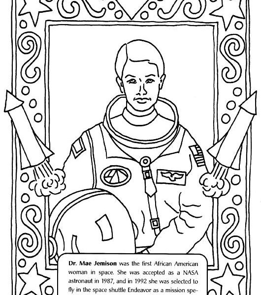 530x600 Black History Month Color Pages Coloring Pages For Black History