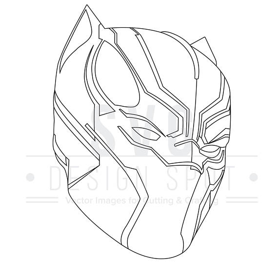 marvel black cat mask template - black panther mask printable 4k pictures 4k pictures